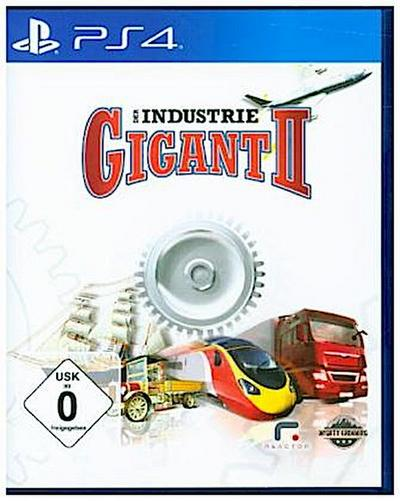 Industrie Gigant II, 1 PS4-Blu-ray-Disc