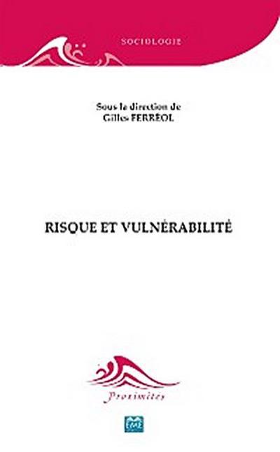 Risque et vulnérabilité