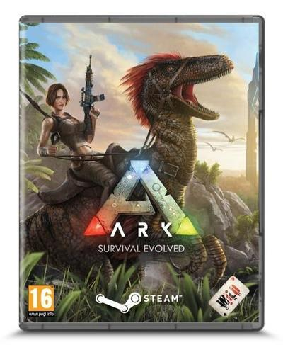 ARK: Survival Evolved. Für Windows 7/8/10 (64-Bit)