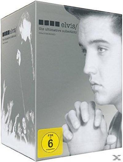 Elvis - The Ultimative Collection DVD-Box