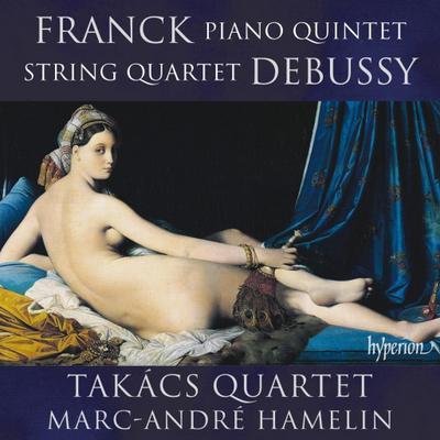 Klavierquintett in f-Moll / Streichquartett in g-Moll
