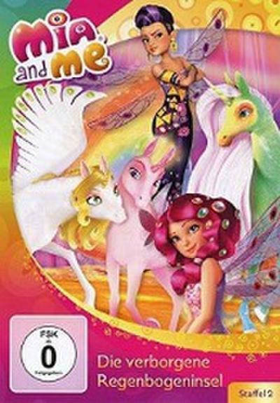 Mia and Me - Staffel 2. Die verborgene Regenbogeninsel/Folge 15 und 16