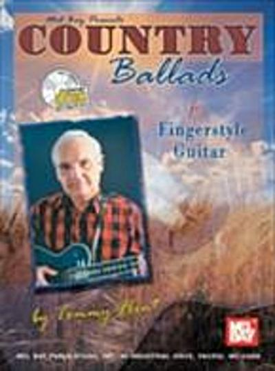 Country Ballads for Fingerstyle Guitar