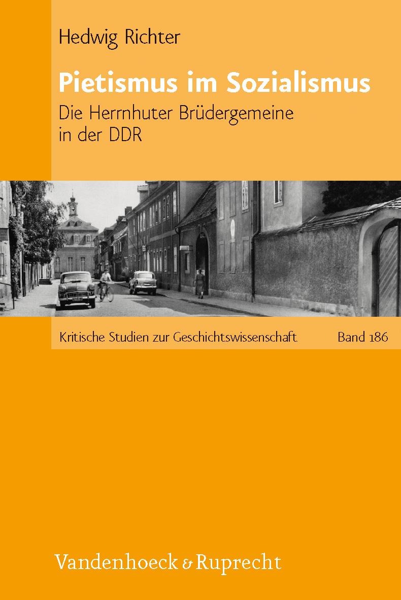 Pietismus im Sozialismus Hedwig Richter