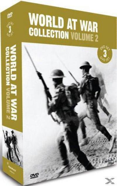 World at War Collection Vol. 2 DVD-Box