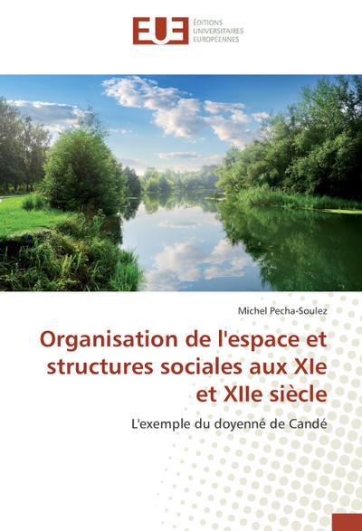 Organisation de l'espace et structures sociales aux XIe et XIIe siècle