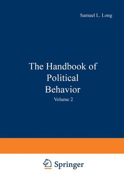 Handbook of Political Behavior