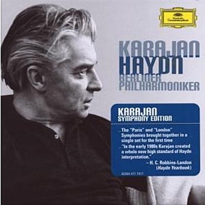 6 Pariser Symphonien/1 Londoner Symphonien