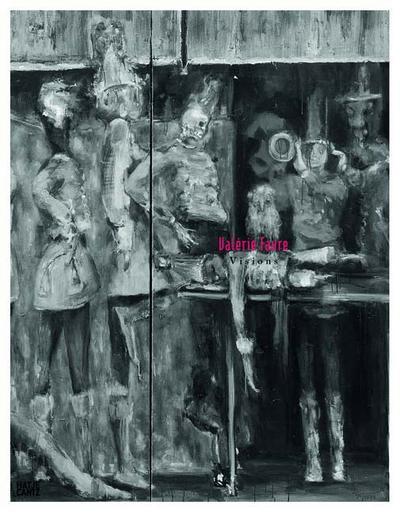 Valérie Favre: Visions - Hatje Cantz Verlag - Gebundene Ausgabe, , Beatrice von Bismarck,Claire Brunet,Fran, ,
