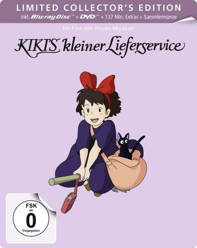 Kikis kleiner Lieferservice (Limited Steelbook Edition)