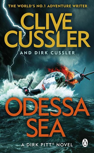 Odessa Sea: Dirk Pitt #24 (The Dirk Pitt Adventures, Band 24) - Penguin - Taschenbuch, Englisch, Clive Cussler, Dirk Cussler, A Dirk Pitt Novel, A Dirk Pitt Novel