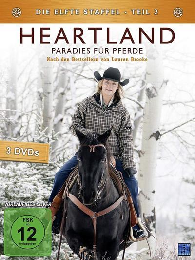 Heartland - Paradies für Pferde, Staffel 11.2