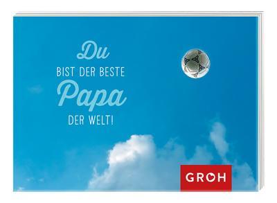 Du bist der beste Papa der Welt