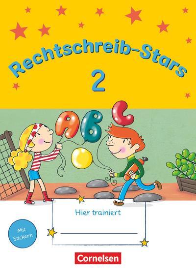 Rechtschreib-Stars 2. Schuljahr - Übungsheft