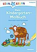 Mein Kindergarten-Malbuch. Ausmalen nach Symb ...