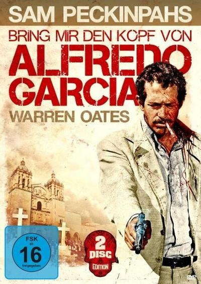 Bring mir den Kopf von Alfredo Garcia, 2 DVD