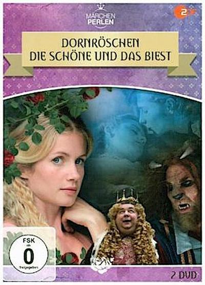 Märchenperlen Box - Dornröschen & Die Schöne und das Biest