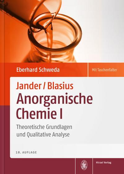Jander/Blasius, Anorganische Chemie I