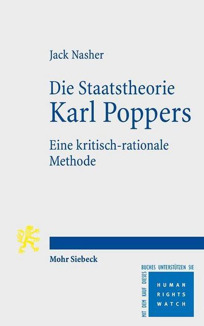Die Staatstheorie Karl Poppers