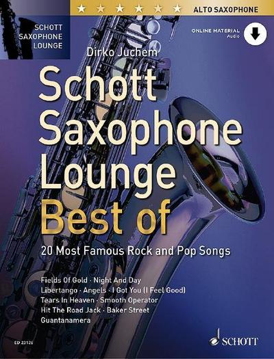 Schott Saxophone Lounge - BEST OF