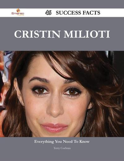 Cristin Milioti 46 Success Facts - Everything you need to know about Cristin Milioti