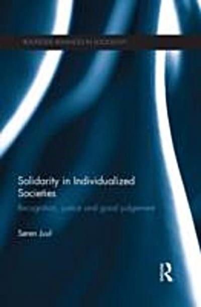 Solidarity in Individualized Societies