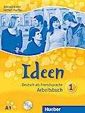 Ideen 01. Arbeitsbuch mit Audio-CD