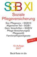 Soziale Pflegeversicherung/SGB XI