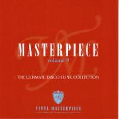 Masterpiece The Ultimate Disco Collection Vol.9