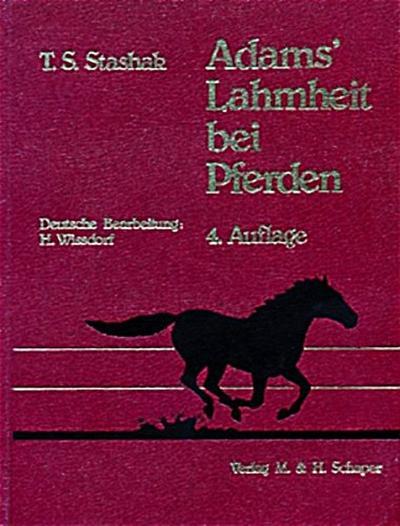 Adams' Lahmheit bei Pferden