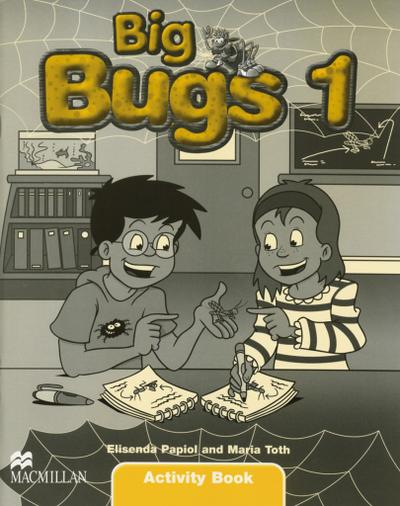 Big Bugs. Level 1. Activity Book