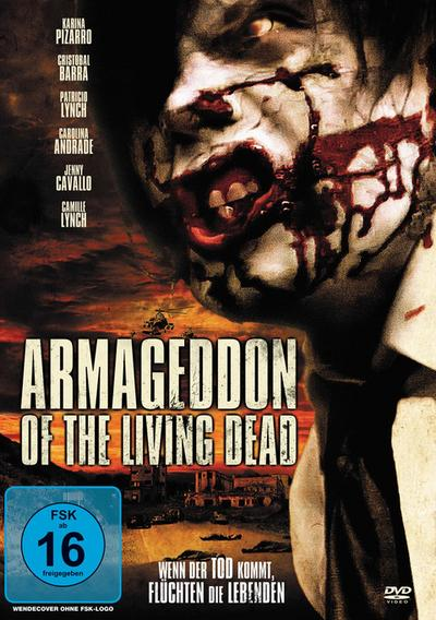Armageddon of the Living Dead - Eurovideo Medien Gmbh - DVD, Englisch| Deutsch, Karina Pizarro, Deutsch, Deutsch