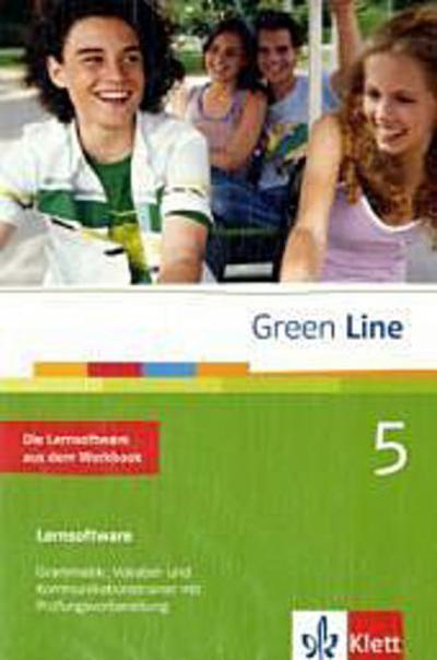 Green Line 5. Neue Ausgabe für Gymnasien. Klasse 9. Die Lernsoftware aus dem Workbook
