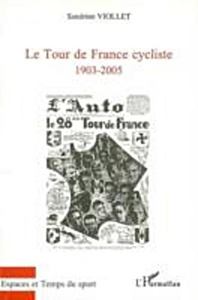 Tour de france cycliste 1903-2005