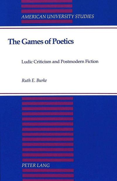 The Games of Poetics