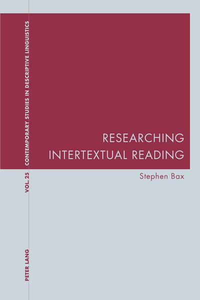 Researching Intertextual Reading
