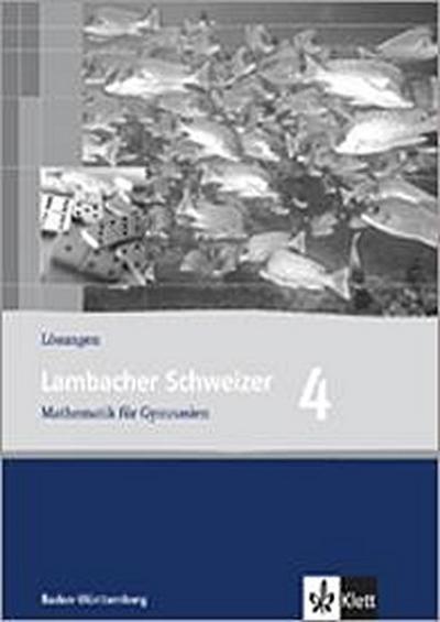 Lambacher Schweizer. 8. Schuljahr. Lösungen. Baden-Württemberg