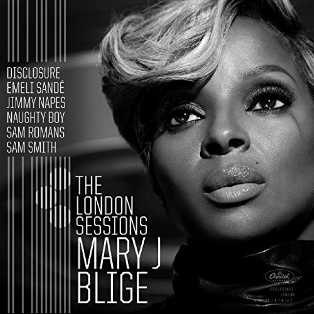 The London Sessions, Mary J. Blige