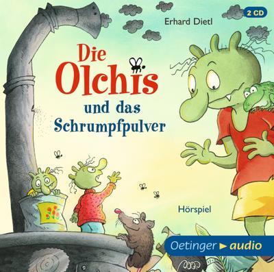 Die Olchis und das Schrumpfpulver (2 CD)