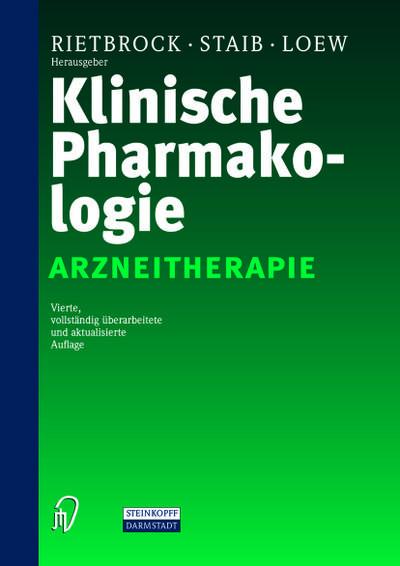 Klinische Pharmakologie: Arzneitherapie
