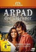 Arpad, der Zigeuner - Komplettbox (Staffeln 1 ...