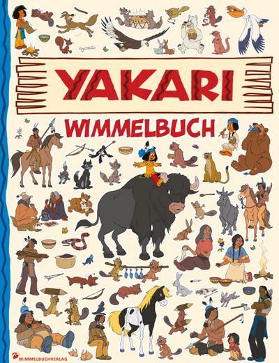 Yakari Wimmelbuch