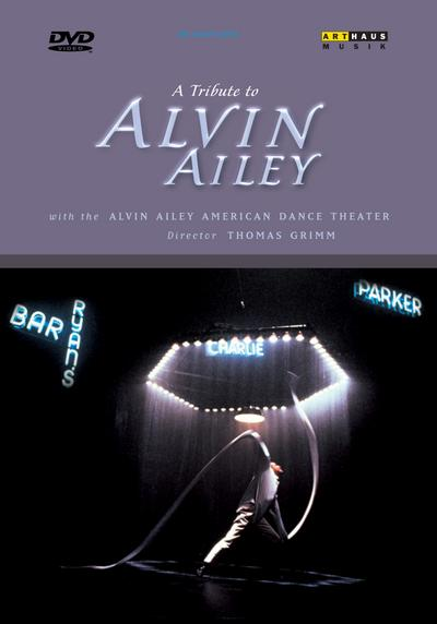 A Tribute to Alvin Ailey - Arthaus Musik Gmbh - DVD, Deutsch, Alvin Ailey, ,