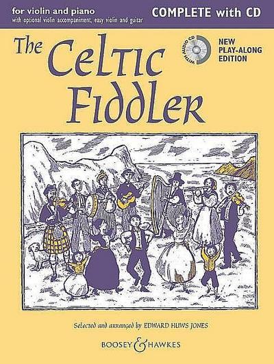 The Celtic Fiddler (Neuausgabe). (2 Violinen) und Klavier, Gitarre