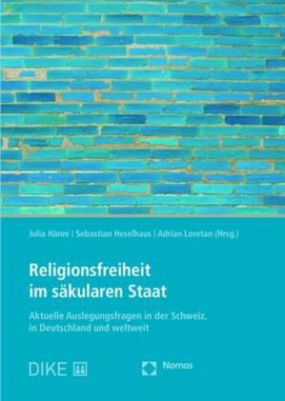 Religionsfreiheit im säkularen Staat