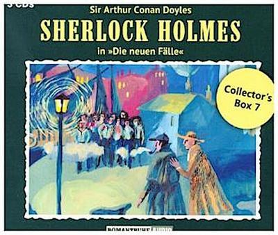 Sherlock Holmes - Die Neuen Fälle Box 7: Collector's Box
