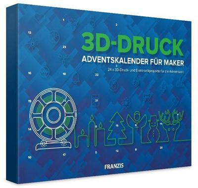 3D-Druck, Adventskalender für Maker
