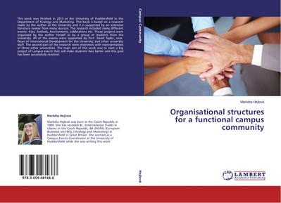 Organisational structures for a functional campus community