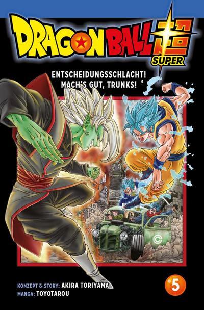 Dragon Ball Super 5
