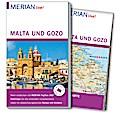 MERIAN live! Reiseführer Malta und Gozo; Mit  ...